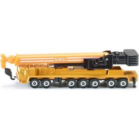 1/64 Siku Crane Truck