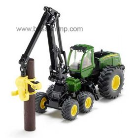 1/50 John Deere Tree Harvester