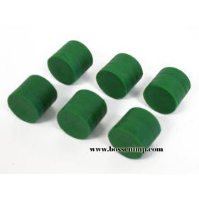 1/64 Bales Round Hay package of 6 Green
