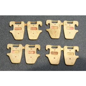 1/64 Weights Front Ford Suitcase pkg of 8