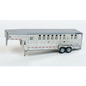 1/64 Trailer Wilson Ranch Hand 24' Livestock Assembled