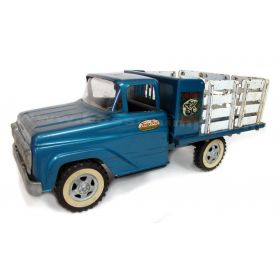 Tonka Farms Stakebed Truck blue
