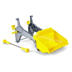 Rolly Toys Plastic Front Loader for Pedal Tractors