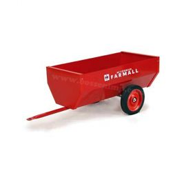 Pedal Farmall Grain Cart