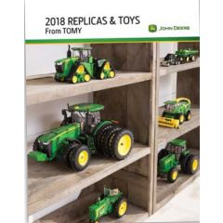 John Deere 2018 Ertl Large Catalog