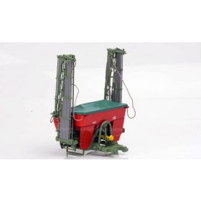 1/32 Kuhn Fertilizer Spreader Nodet Gougis DPS-12