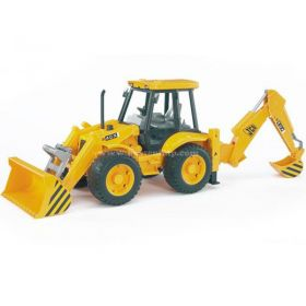 1/16 JCB Backhoe/Loader  plastic