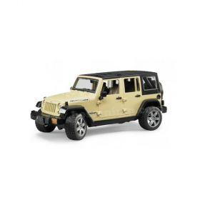 1/16 Jeep Wrangler Unlimited Rubicon