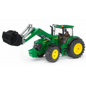 1/16 John Deere 7930 MFD with loader plastic