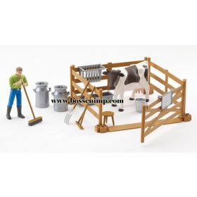 1/16 Accessory Set Corral and Farming Accessories