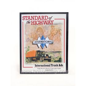 Book Standard of the Highway International Truck Ads