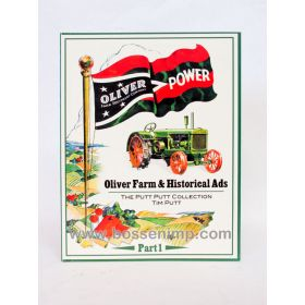 Book Oliver Farm & Historical Ads Part 1
