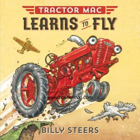 Book Tractor Mac Learns to Fly