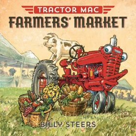 Book Tractor Mac Farmer's Market