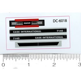 Decal 1/32 Case IH 7140 Side Panels (late version)