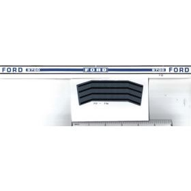 Decal 1/12 Ford 9700 Set
