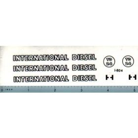 Decal 1/16 International TD-24 Crawler Set