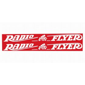 Decal Radio Flyer 18 Wagon