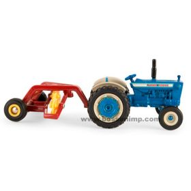 1/64 Ford 5000 with New Holland Hay Rake