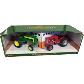 1/16 John Deere 330/430 Dubuque Tractor Collector Set