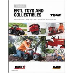 Case IH 2018 Ertl Large Catalog