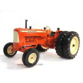1/16 Allis Chamlers D-19 with duals '90 MN Fair
