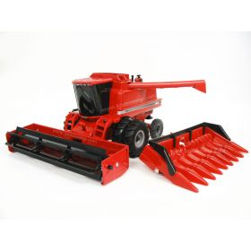 1/32 Case IH Combine 2188 with 2 heads Dealer Intro Edition