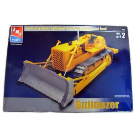 1/25 Bulldozer Plastic Model Kit