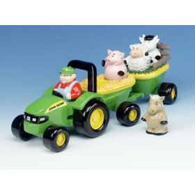 John Deere Animals Sounds Hayride