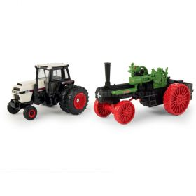 1/64 Case 2594 and Steam Engine 175th Anniversary Set