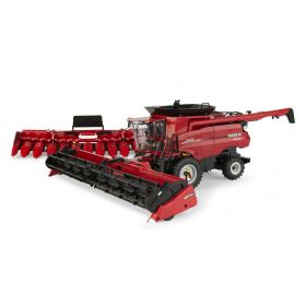 1/32 Case IH Combine 9250 with two Heads