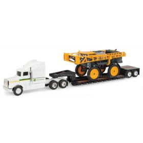 1/64 John Deere Semi with Hagie STS12 Sprayer