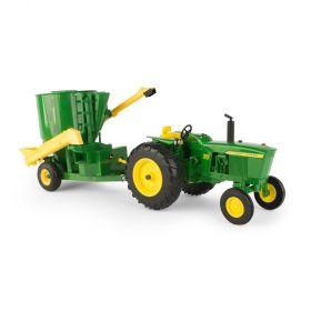 1/16 John Deere 3020 WF with Grinder Mixer