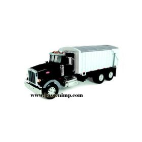 1/16 Big Farm Peterbilt 367 Grain Truck black