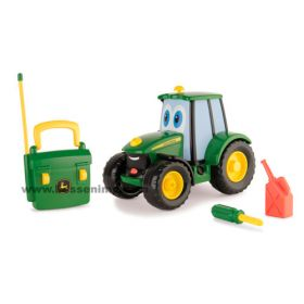 John Deere Fix-It-Up Johnny Tractor Remote Control