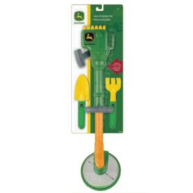 John Deere Power Weed Trimmer with garden tools set (Due February 2017)