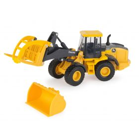1/32 John Deere Wheel Loader 544L with bucket & forks