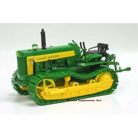 1/16 John Deere Crawler 430 No blade green Collector Edition