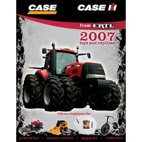 Case IH 2007 Ertl Large Catalog