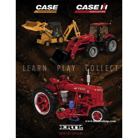 Case IH 2008 Ertl Large Catalog