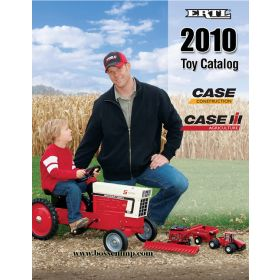 Case IH 2010 Ertl Large Catalog