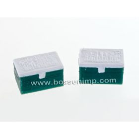 1/64 Cooler Rectangular Set of 2
