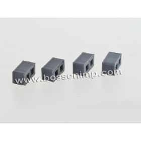 1/64 Cinder Blocks Set of 4
