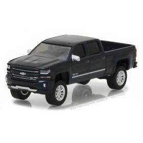 1/64 Chevrolet Pickup Silverado 2018 Cenntennial Edition