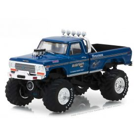 1/64 Ford Pickup F-250 1974 Big Foot #1