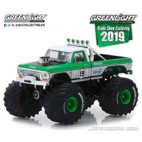 1/64 Ford Pickup F-250 1974 Monster Truck '19 Trade Show Edition