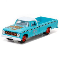 1/64 Dodge Pickup D-200 1967 Grump's Garage