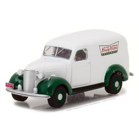 1/64 Chevrolet Panel Van 1939 Krispy Kreme Series 3