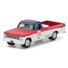 1/64 Dodge Pickup D-100 1963 Chevron Series 3