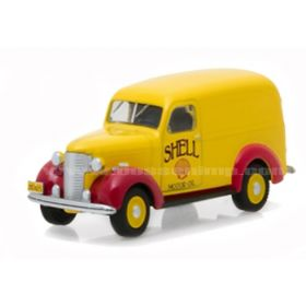 1/64 Chevrolet Panel Van 1939 Shell Series 4